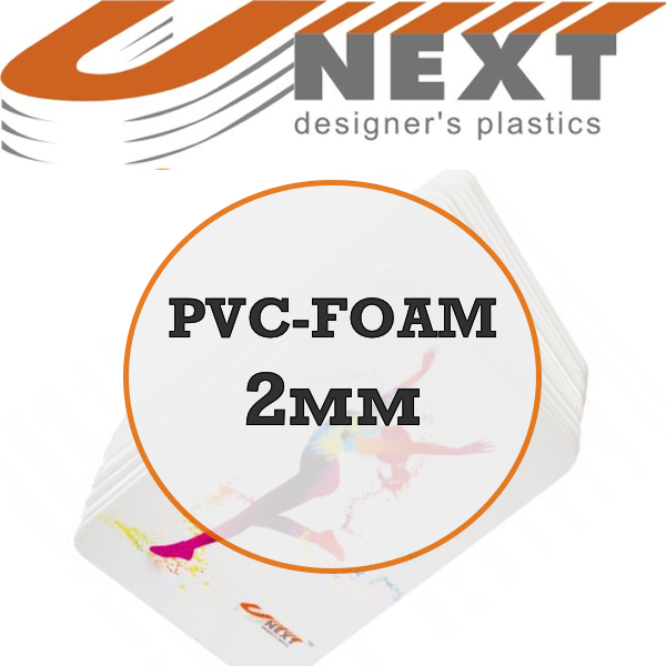 ПВХ вспененный UNEXT FOAM-PVC